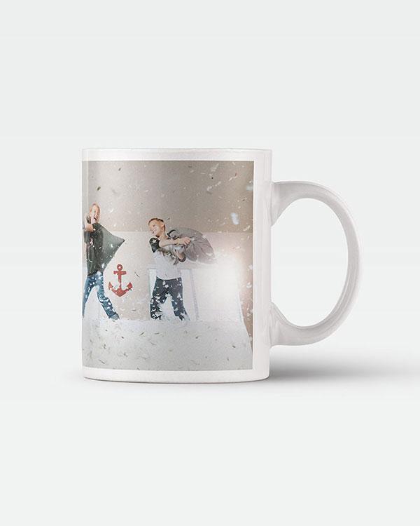 Ceramic Photo Mug - Color Services