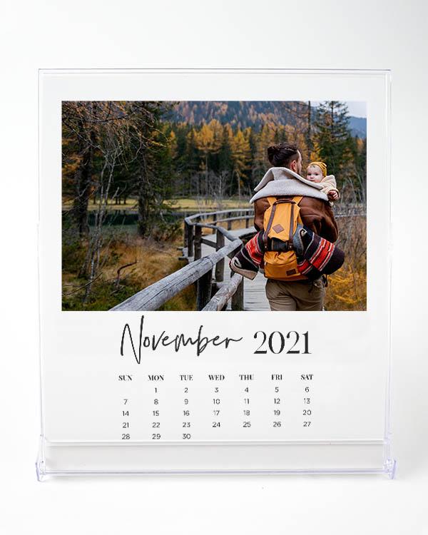 Jewel Case 2021 Photo Calendars - Color Services