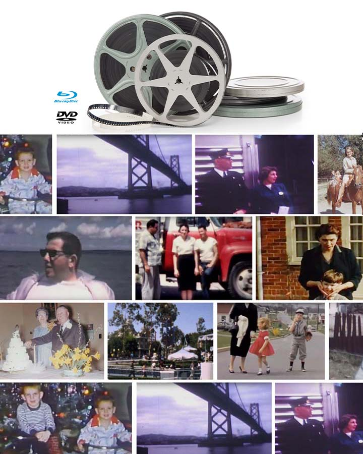Video Transfers - Color Services