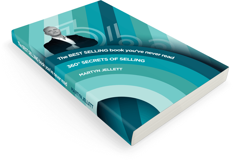 360 Degree Secrets of Selling.
