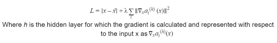 Total loss function formula