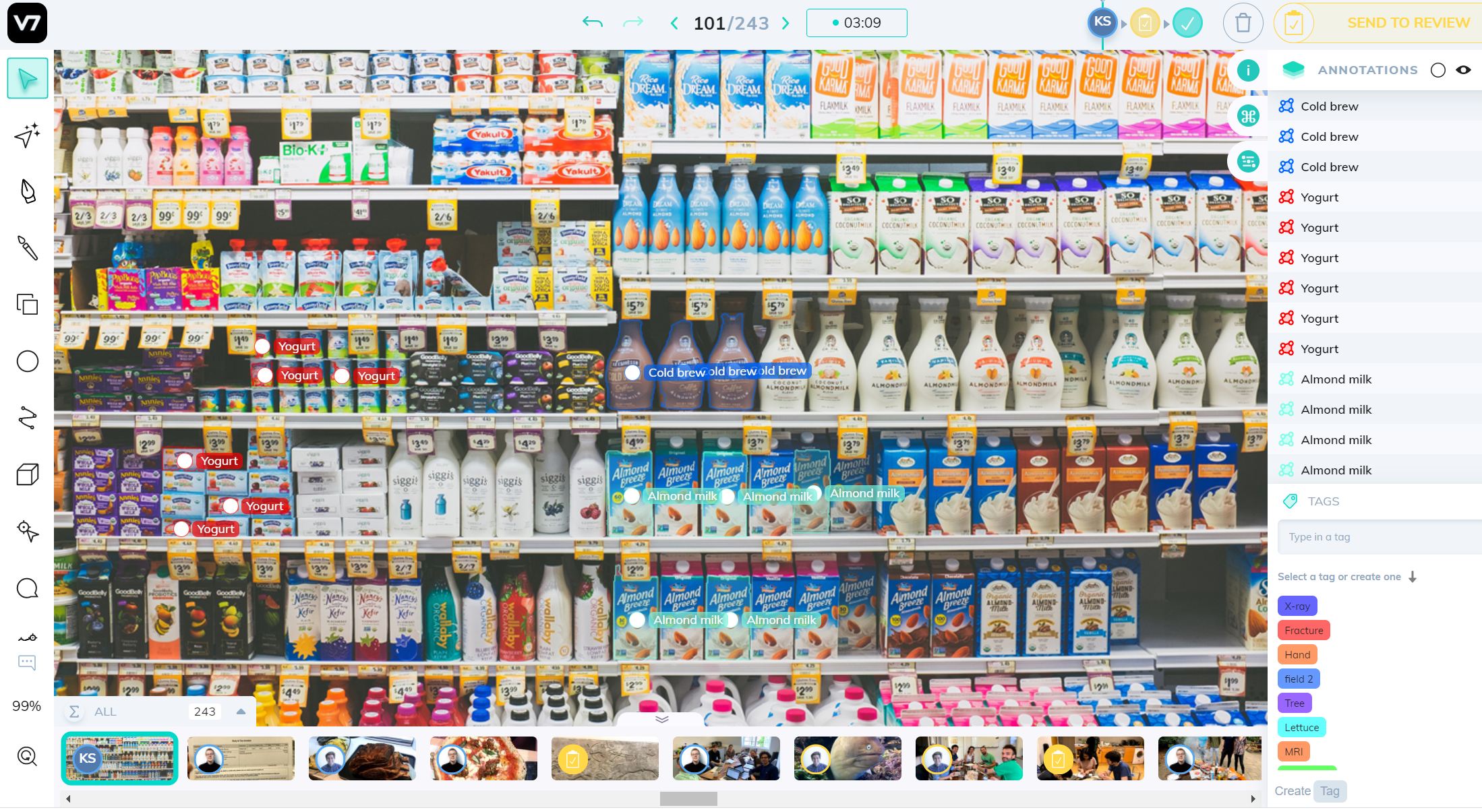 computer vision for retail inventory management