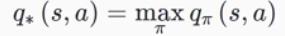 Q-learning equation