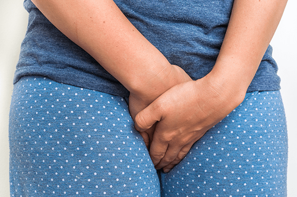Incontinence can have a very embarrassing and sometimes painful effect on a woman's life