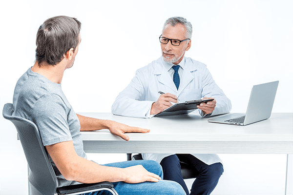 Discover the treatment options we have available for your prostate cancer diagnosis
