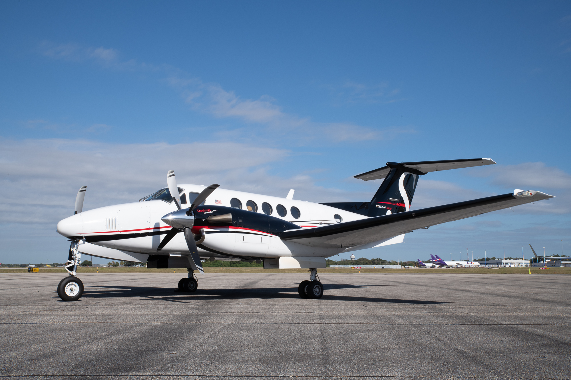 King Air B200 & Other Turboprops