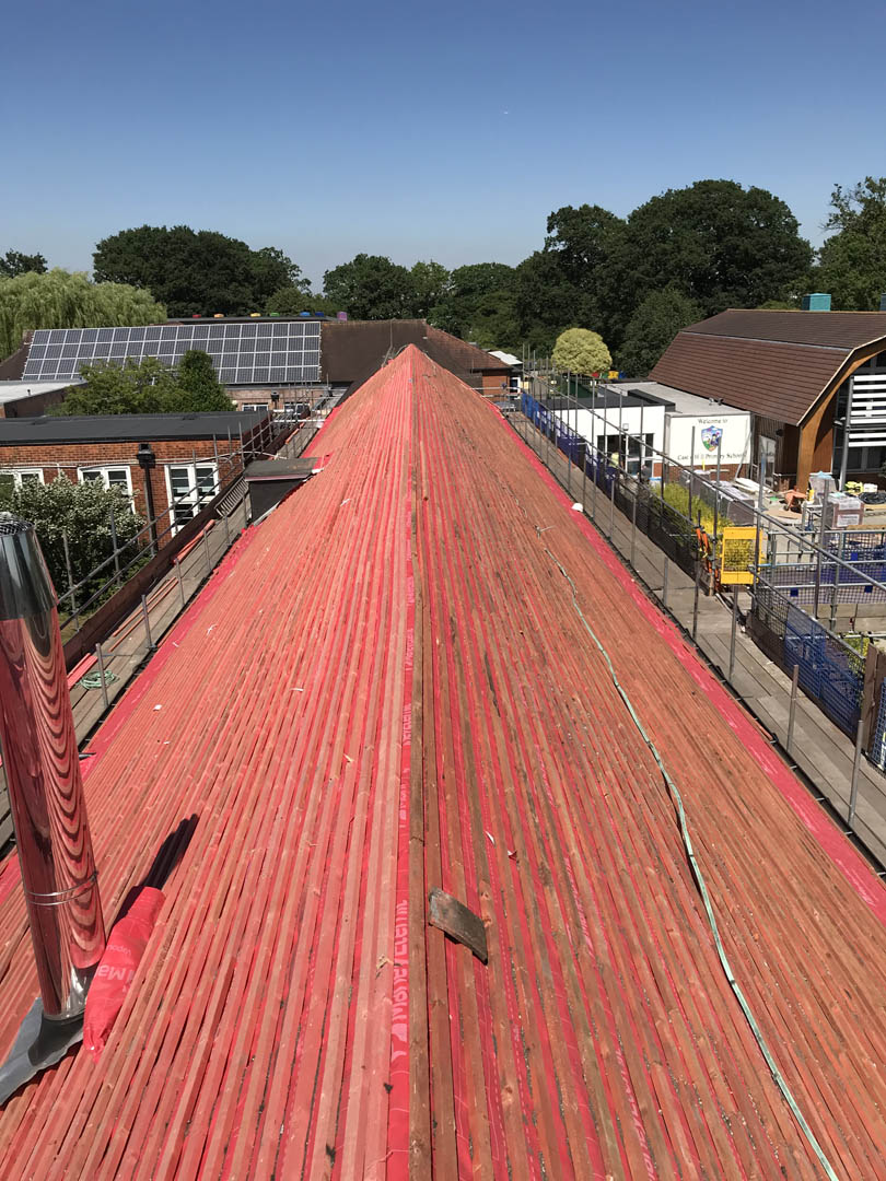 Expert installation of Marley tiles - Prime Roofing and ...