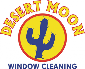 Desert Moon Window Cleaning logo