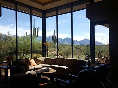 Residential Window Cleaning in Tucson, AZ