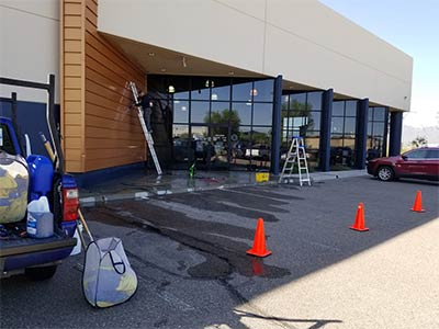 Commercial Window Cleaning in Tucson, AZ