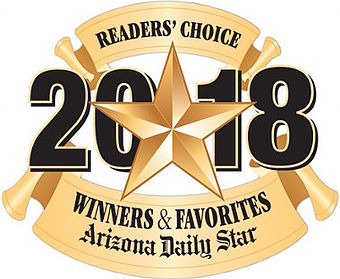 We were the Readers Choice 2018 Winners and Favorites