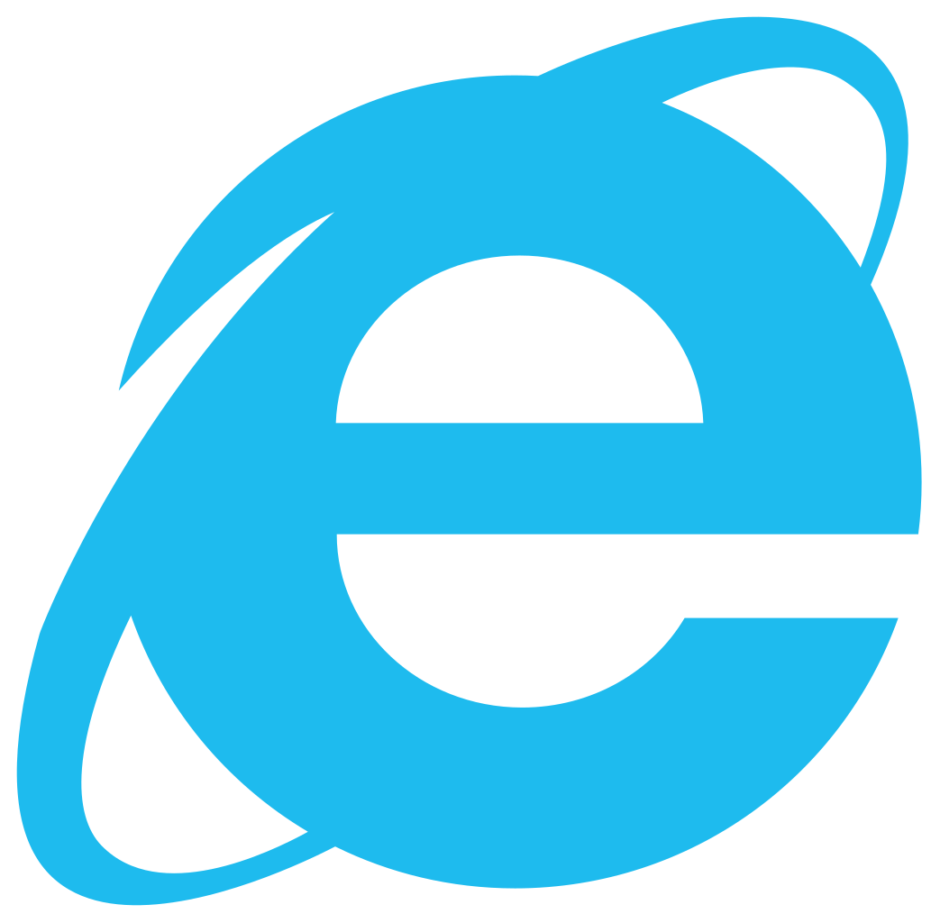 IE Logo Website Company Houston