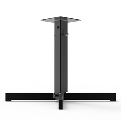 Rockless table base