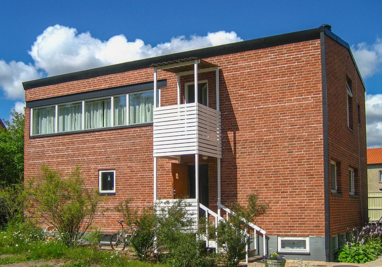 Villa Göth designed by Edman and Holm, 1950