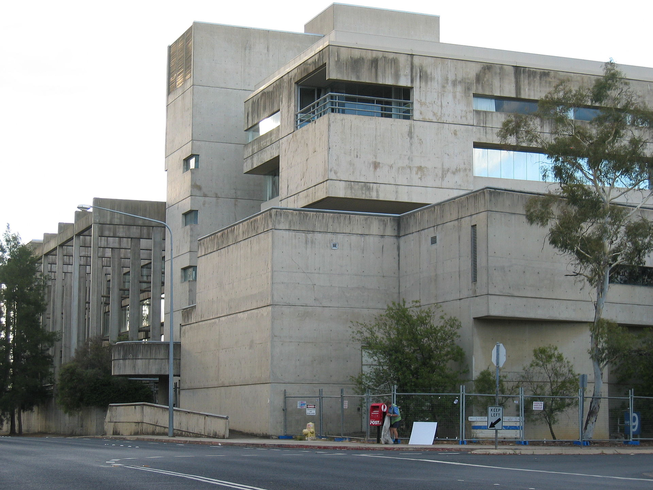 Cameron Offices designed by John Andrews, 1972