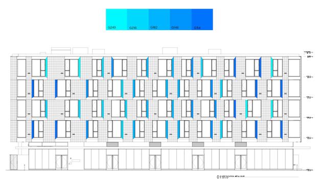 Design Development Elevation