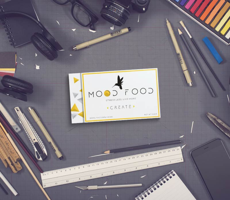 Link to MoodFood website