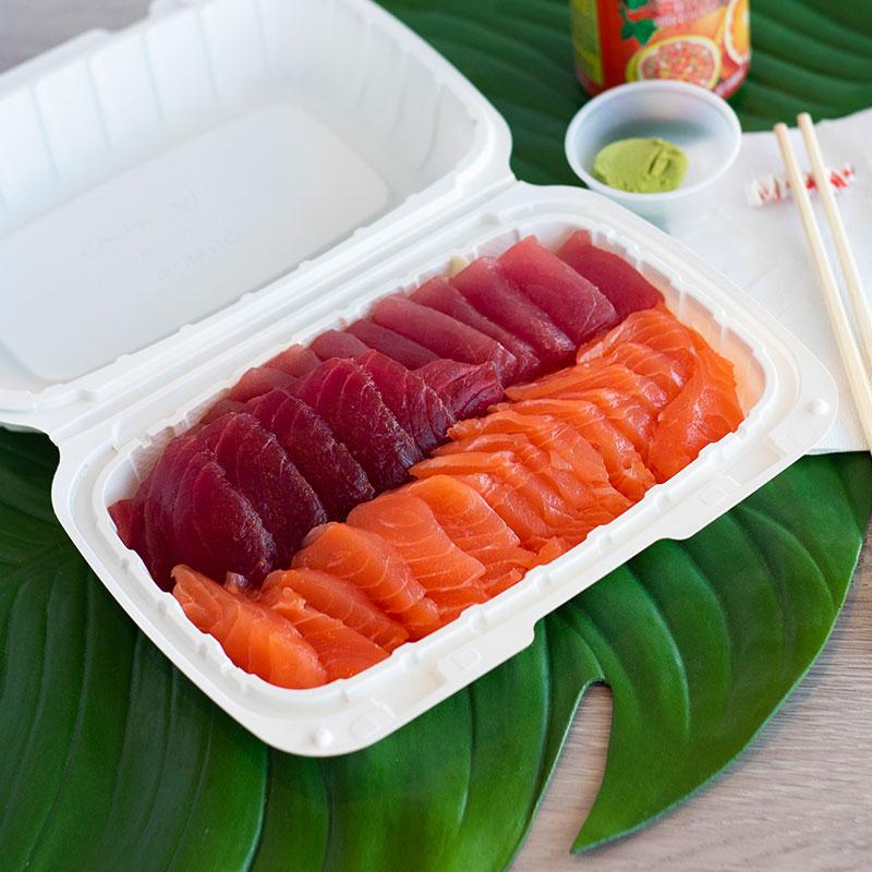 Sashimi Plate