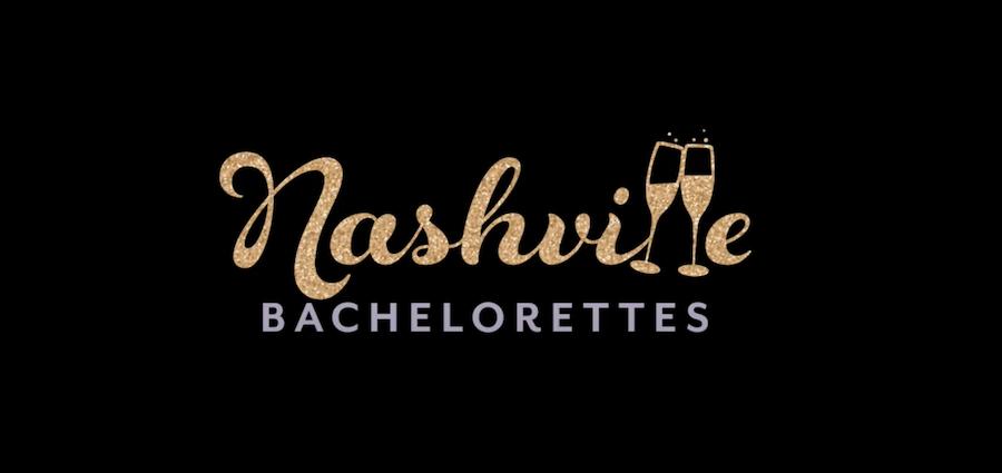 A screenshot of a video wth the Nashville Bachelorettes logo