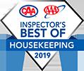 Inspectors Best of Housekeeping Logo