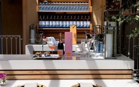 Hollywood Hotel Bar