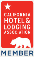 California Hotel Lodging Association Member Logo