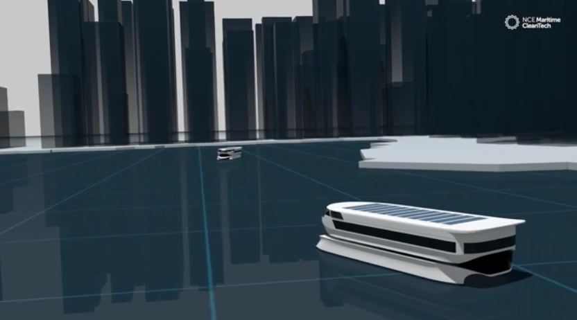 Urban Water Shuttle -NCE Maritime Clean Tech
