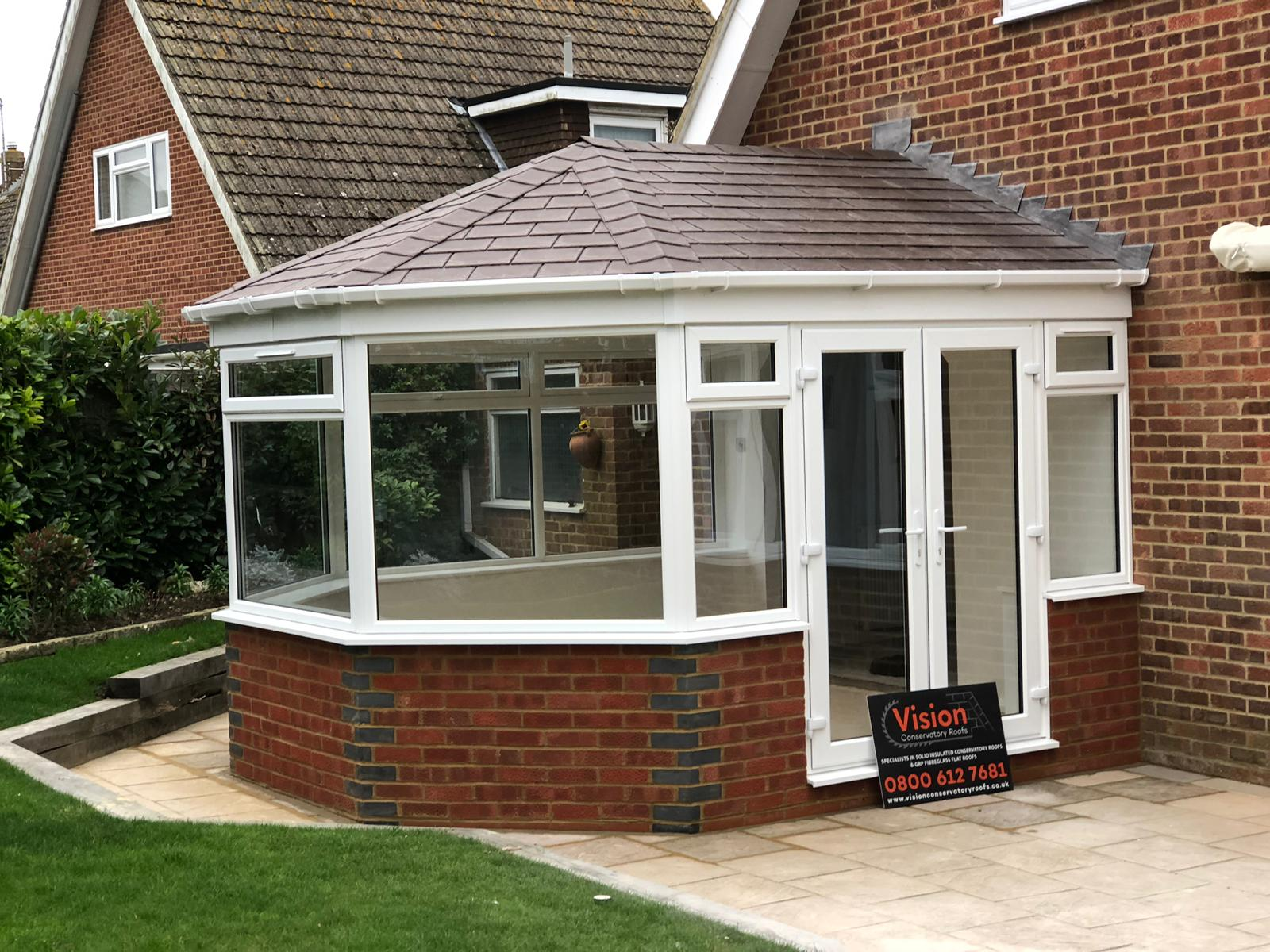 replacement conservatory roof east sussex