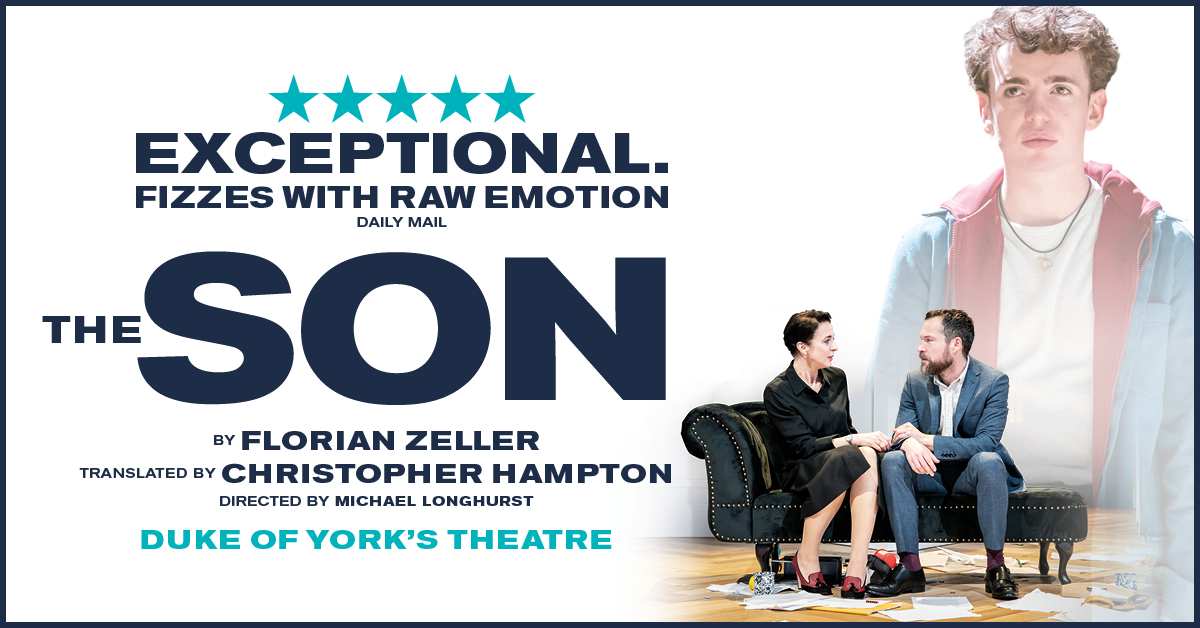 Production image for The Son by Florian Zeller