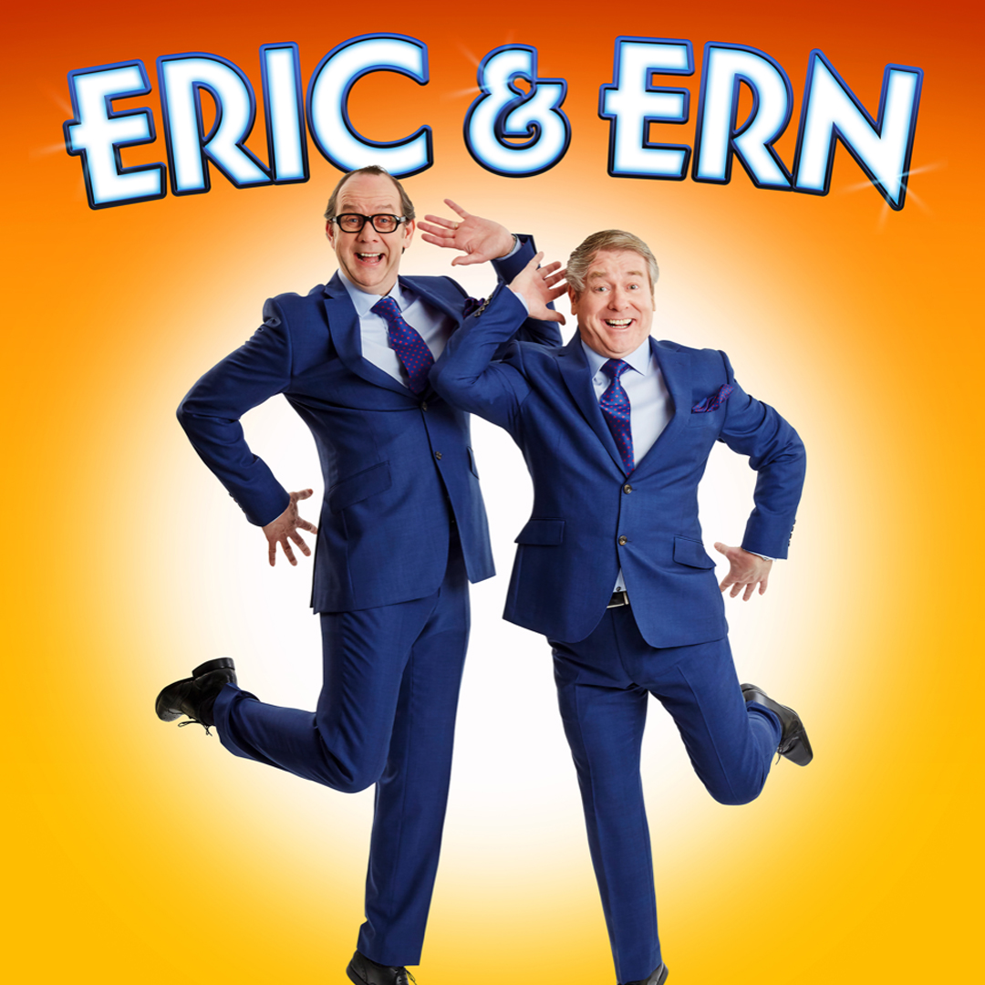 title artwork for Eric and Ern