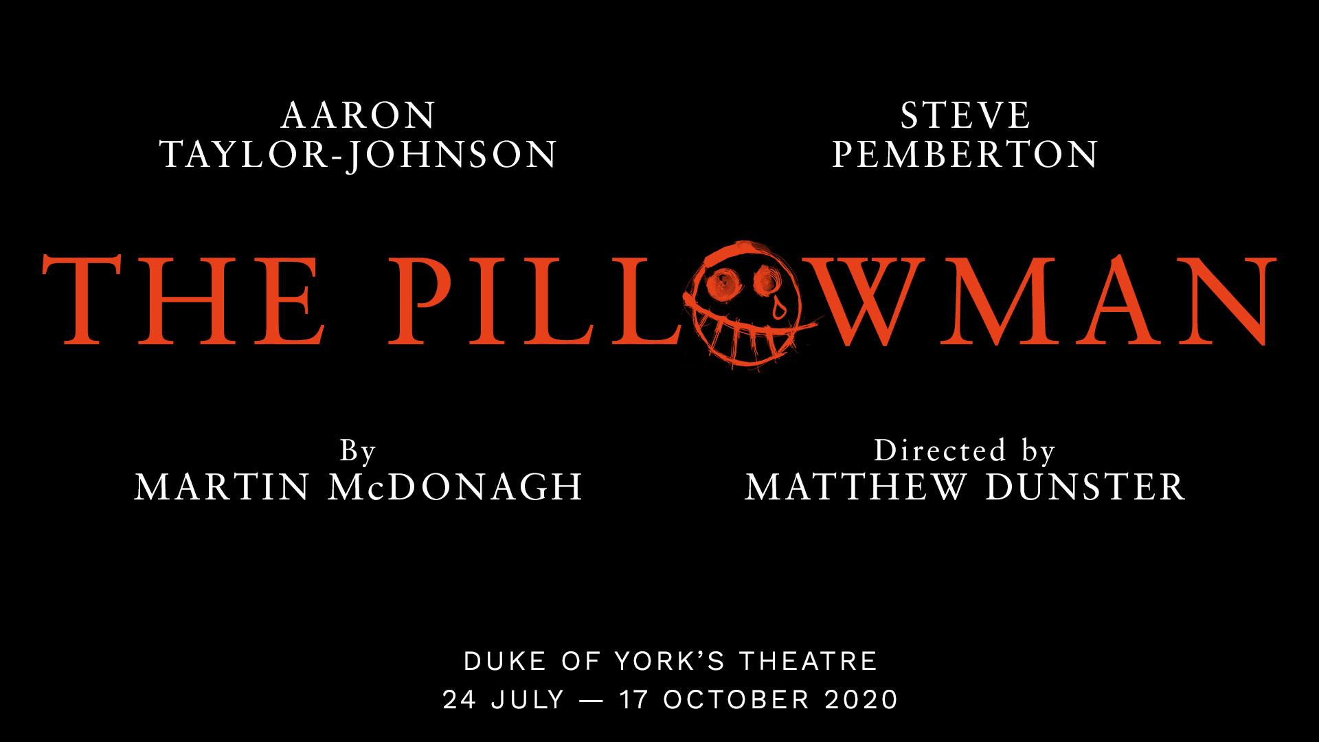 Title artwork for The Pillowman