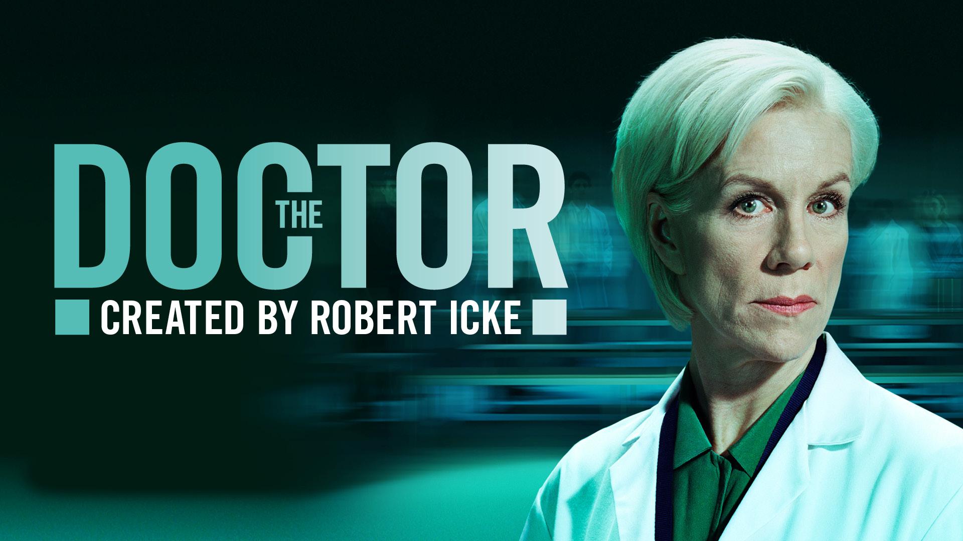 title artwork for The doctor starring Juliet Stevenson