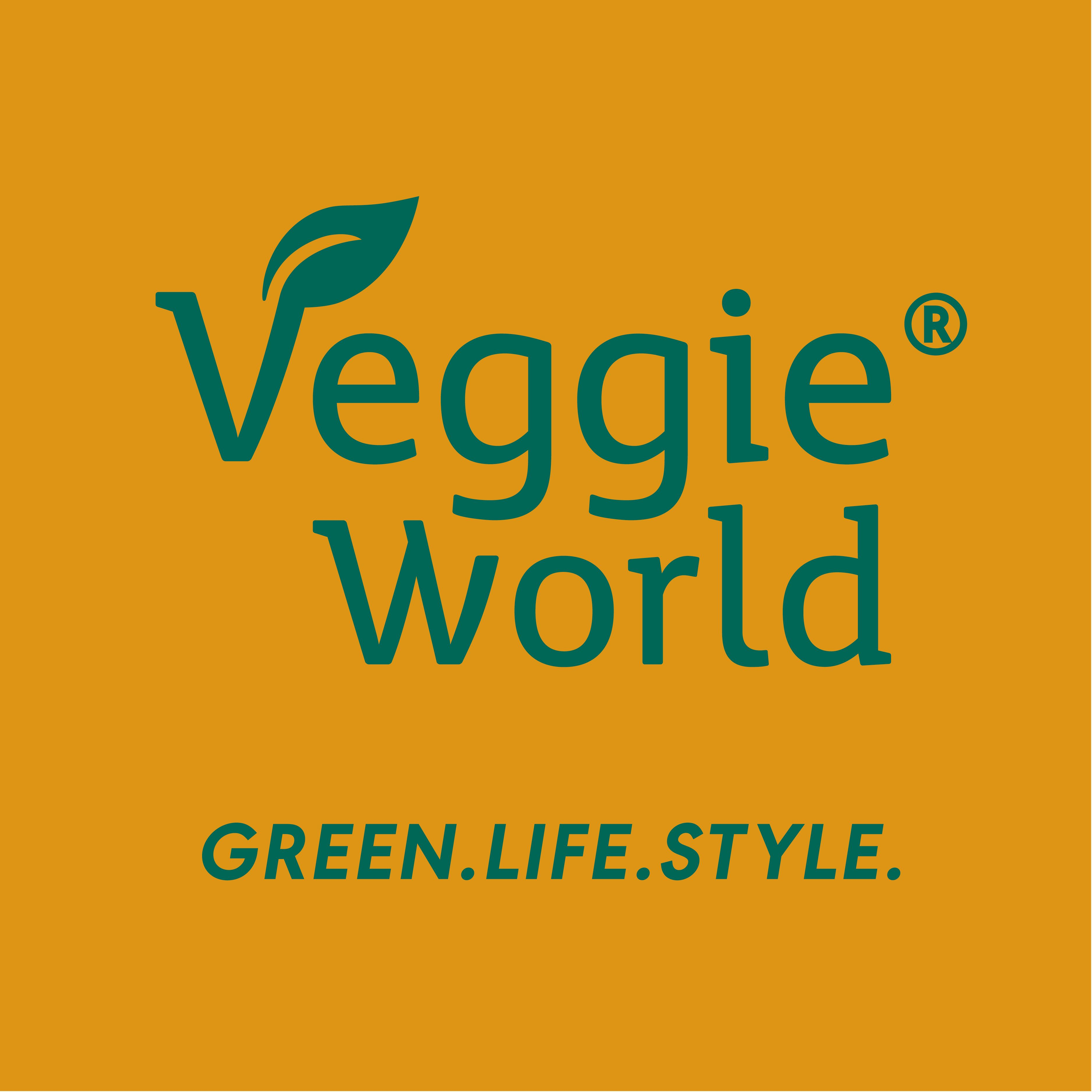 Logo Veggie World
