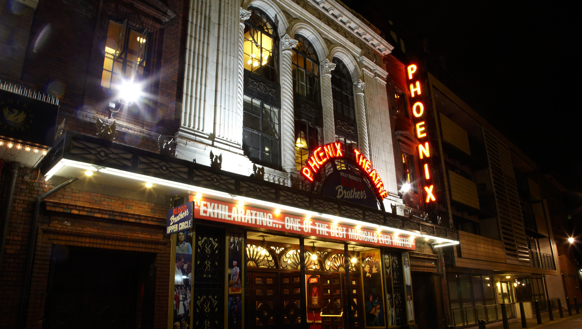 External image of the Phoenix Theatre