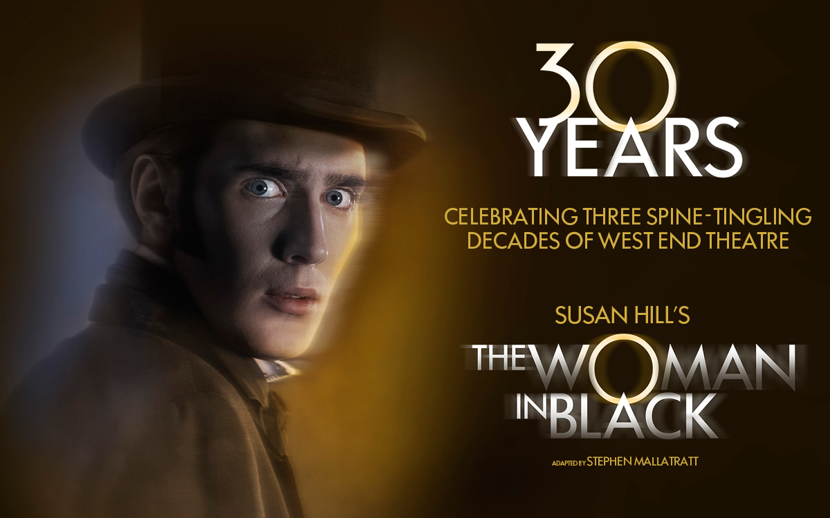 title artwork for the woman in black