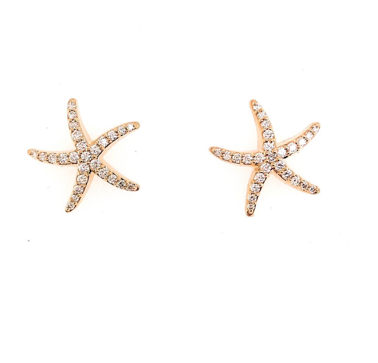 Diamond Starfish Post
