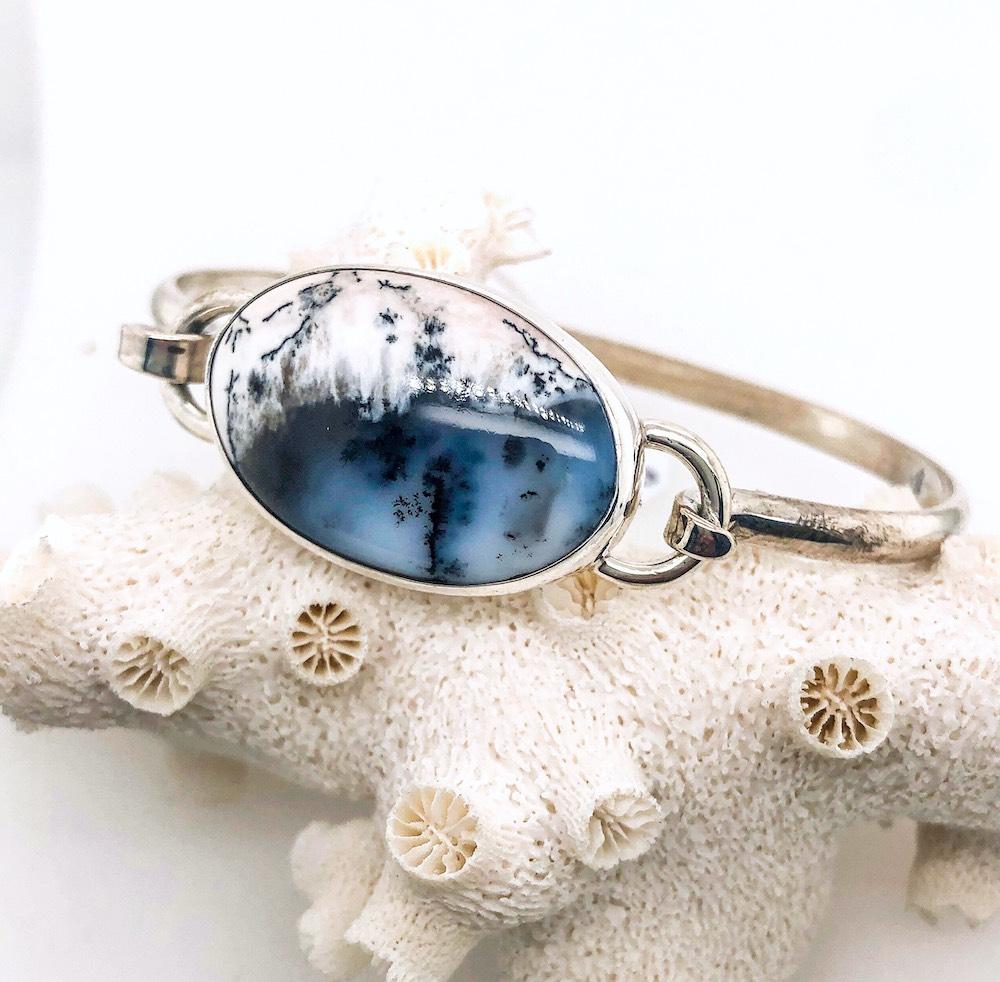 Dendrite Hook bracelet