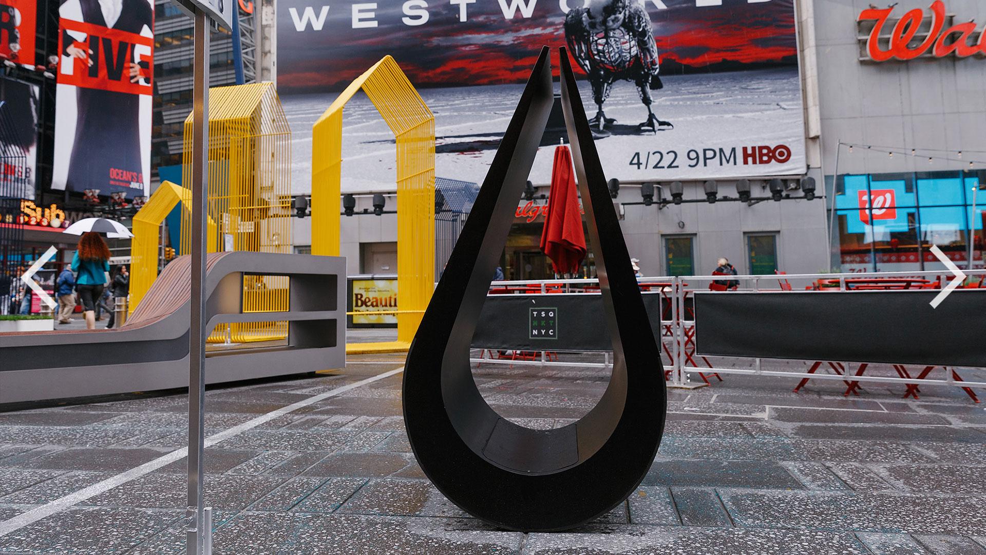 Times Square Design Lab