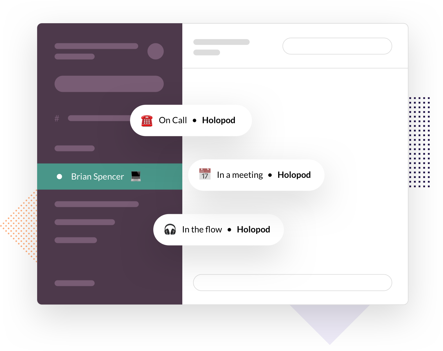 holopod dashboard for remote teams