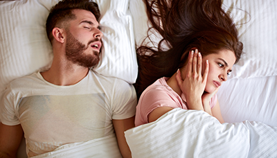 Let Dr. Brian G. Lee help you get rid of your snoring. Once and for all.