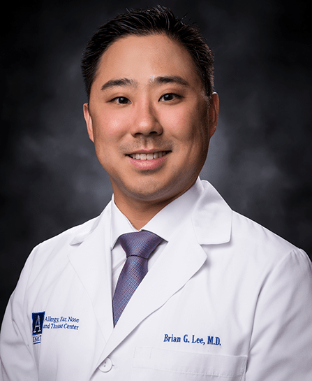 Dr. Brian Lee ENT Specialist in Scottsdale, AZ
