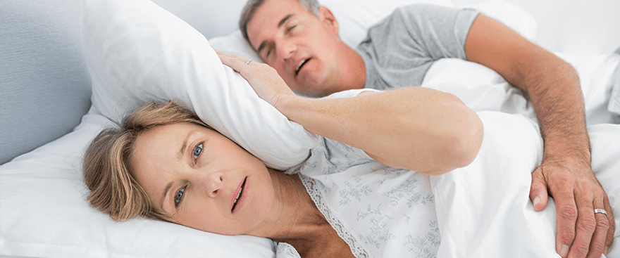 Snoring Conditions are treated regularly by Dr. Brian Lee.