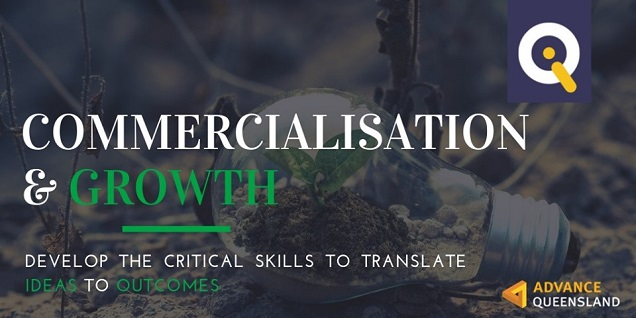 Commercialisation and Growth workshop