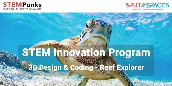 STEM Innovation Program Youth 8 -15 years