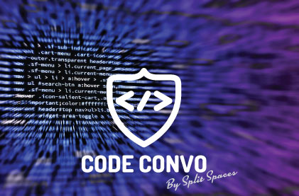 Code Convo - a monthly conversation from 5:30 - 7pm