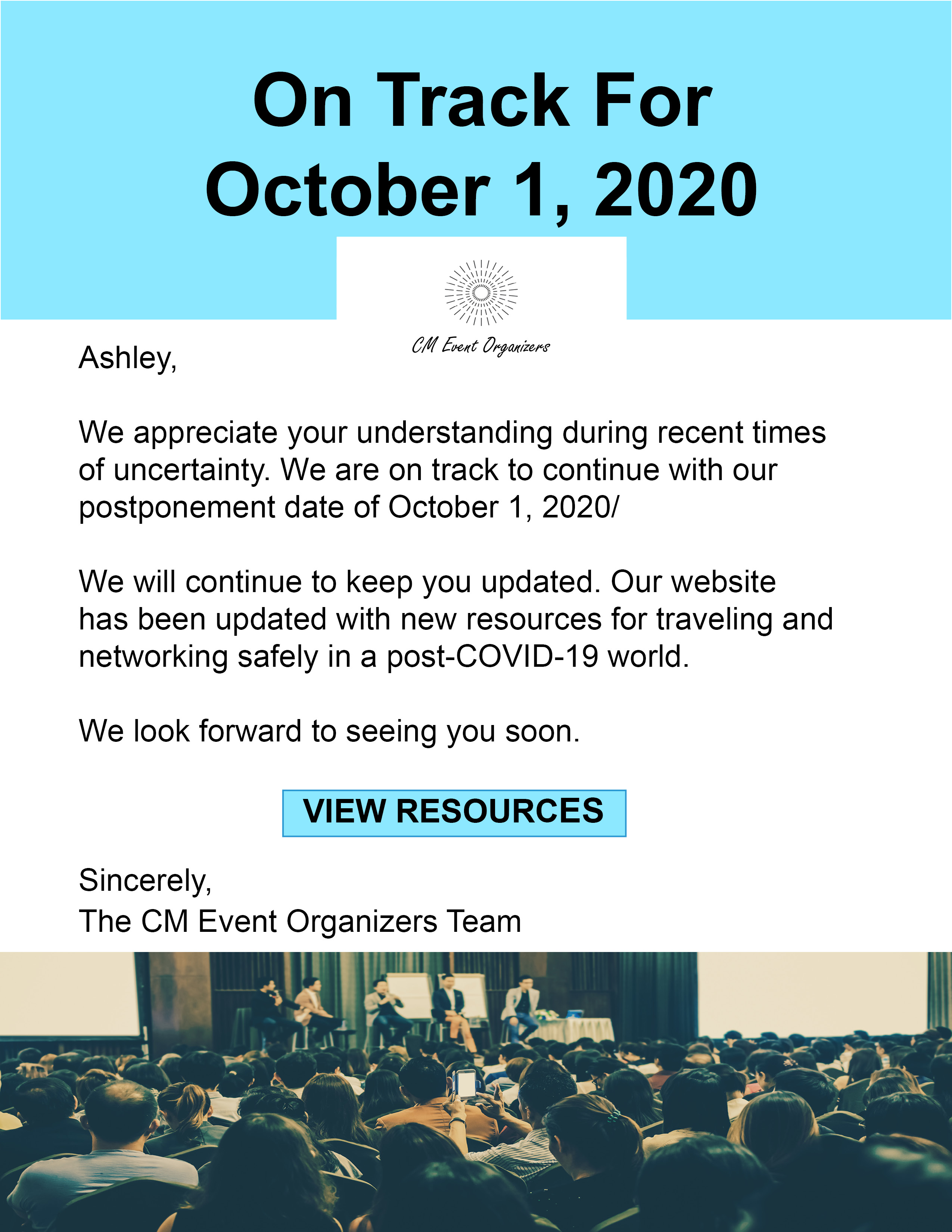 short-term-event-marketing-tips-organizer-to-attendee-email-example