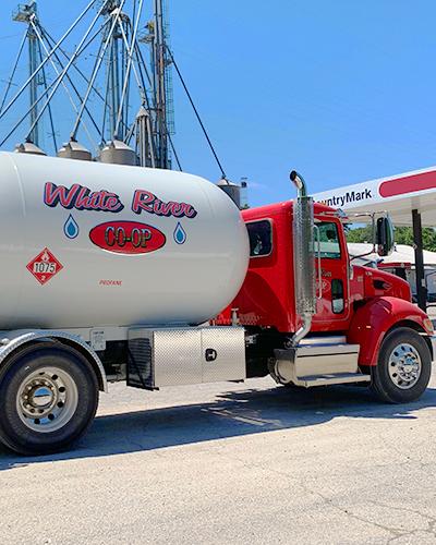 White River Co-op Propane Programs