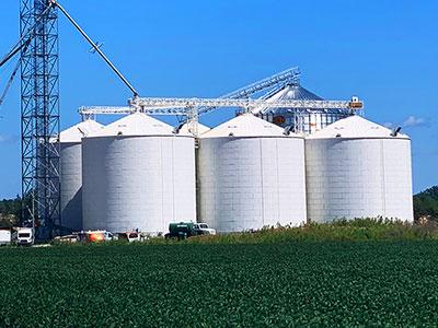 White River Co-op Grain Locations
