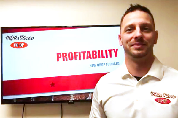Aaron discusses market noise and profitability!