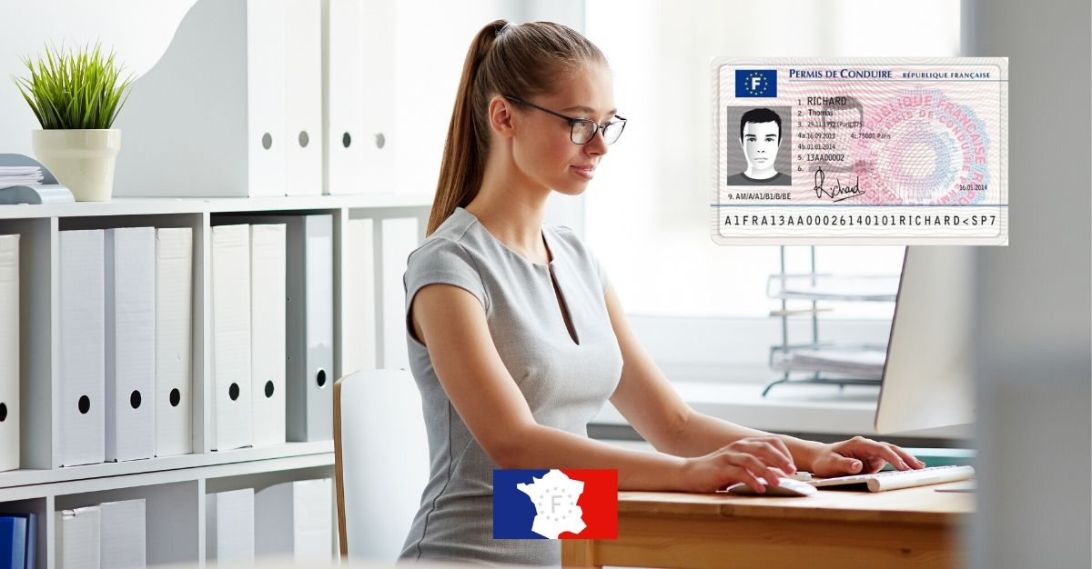 duplicata permis de conduire